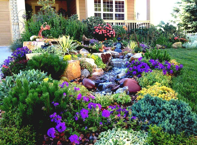 125 Front Yard Landscaping Tips And Ideas